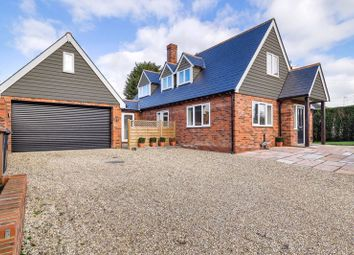 Thumbnail Detached house for sale in Aspenden, Nr Buntingford, Herts