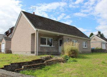 Thumbnail 3 bed bungalow to rent in Well Street, Tain, Highland