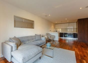 Thumbnail 1 bed flat to rent in Moore House, 2 Gatliff Road, London