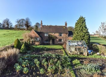 Thumbnail 3 bed detached house for sale in Windley, Belper