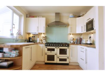 Thumbnail 4 bed semi-detached house for sale in Kings Chase, East Molesey