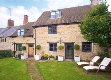 Thumbnail 3 bed terraced house for sale in Blacksmiths Hill, Aynho, Banbury, Northamptonshire
