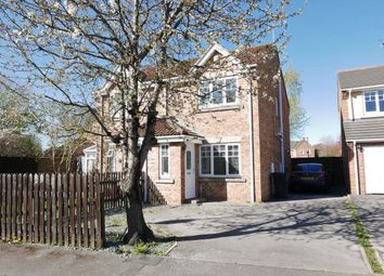 Thumbnail 2 bed semi-detached house to rent in Tamworth Road, York, North Yorkshire
