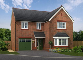 Thumbnail 4 bed detached house for sale in The Bordesley, Off Boundary Park, Neston, Cheshire