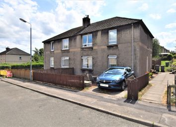 Thumbnail 2 bed flat for sale in Bothlyn Road, Glasgow