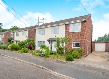 Thumbnail 3 bedroom detached house for sale in Turnpike Close, Wisbech