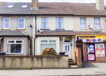 Thumbnail 3 bed terraced house for sale in Hedge Place Road, Greenhithe