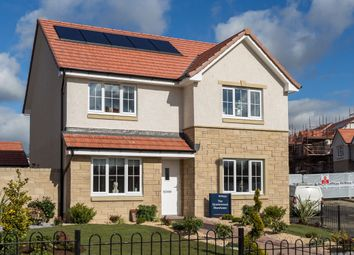 Thumbnail 4 bed detached house for sale in Main Street, Chryston