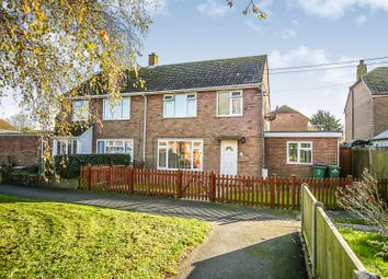 Thumbnail 4 bed semi-detached house for sale in Marsh Crescent, New Romney