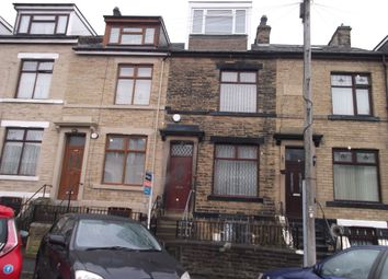 Thumbnail 4 bedroom terraced house to rent in Byron Street, Bradford