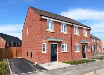 Thumbnail 2 bed semi-detached house for sale in 27 Meadows Lane, Catterall, Garstang