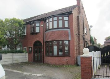 Thumbnail Semi-detached house to rent in Kings Road, Old Trafford, Manchester