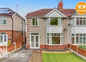 Thumbnail 3 bed semi-detached house for sale in Maes Hyfryd, Flint