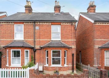 2 bed semi-detached house for sale in York Cottages, Elm Grove Road, Cobham, Surrey KT11