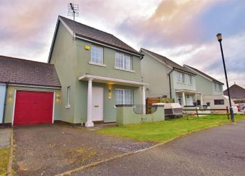 Thumbnail 2 bed link-detached house for sale in Heath Close, Johnston, Haverfordwest