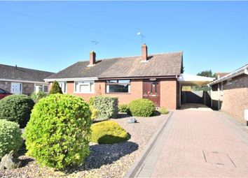 Thumbnail 2 bed semi-detached bungalow for sale in Montfort Road, Gloucester