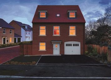 Thumbnail 4 bed detached house for sale in The Montreux, Fairfield Link, Sherburn In Elmet