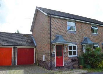 Thumbnail 1 bed semi-detached house to rent in Kennet Way, Hungerford