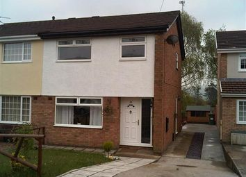 Thumbnail 3 bed semi-detached house to rent in Ty Draw, Church Village, Pontypridd