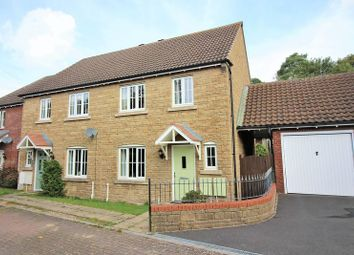 Thumbnail 3 bed end terrace house for sale in Lower Meadow, Ilminster