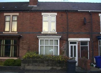 Thumbnail 3 bedroom terraced house to rent in Belvedere Road, Burton-On-Trent