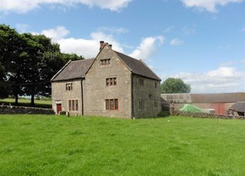 Thumbnail 4 bed detached house for sale in Hillsdale Lane, Grindon Leek, Staffordshire