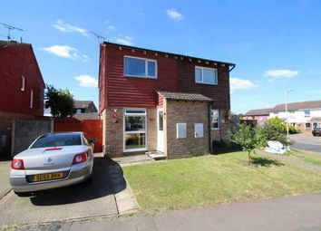 Thumbnail 2 bed semi-detached house for sale in The Spinney, Ashford, Kent