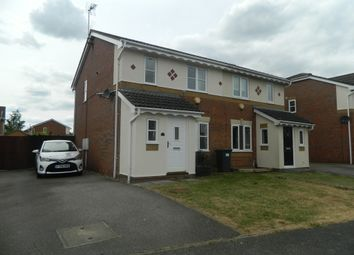 Thumbnail 3 bed semi-detached house to rent in Salters Close, Bracebridge Heath, Lincoln