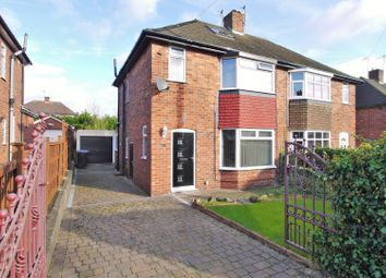 Thumbnail 3 bed semi-detached house for sale in Morley Avenue, Ashgate, Chesterfield