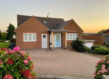 Thumbnail 4 bed detached bungalow for sale in Oak View, Ripley Road, Heage, Belper
