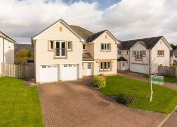 Thumbnail 5 bed detached house for sale in 65 Jubilee Park, Peebles
