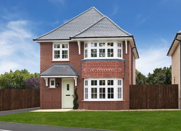 Thumbnail 4 bed detached house for sale in The Hedgerows, Wigan Road, Leyland, Lancashire