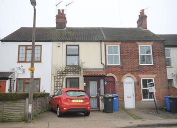 Thumbnail 3 bed terraced house to rent in Commodore Road, Lowestoft