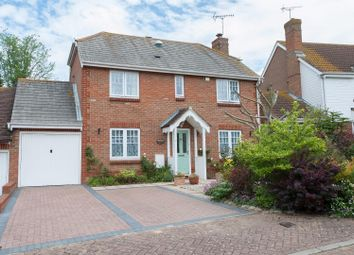 Thumbnail 4 bed detached house for sale in Wantsum Close, Herne Bay