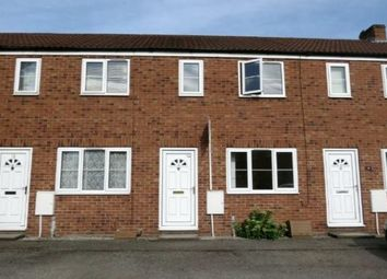 Thumbnail 2 bed terraced house to rent in Kirkbymoorside, York