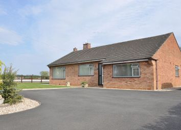 Thumbnail 3 bed detached bungalow for sale in Three Cocks Lane, Offenham, Evesham