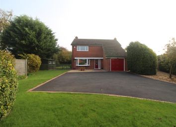 Thumbnail 3 bed detached house for sale in Nobold, Baschurch, Shrewsbury