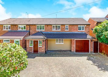 Thumbnail 4 bed semi-detached house for sale in Carnegie Road, St.Albans