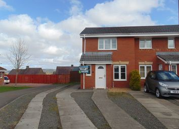 Thumbnail 3 bed end terrace house to rent in Cricketfield Place, Armadale, West Lothian