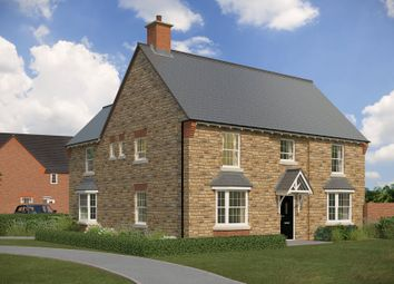 "Thumbnail 5 bed detached house for sale in ""Henley"" at Bush Heath Lane, Harbury, Leamington Spa"