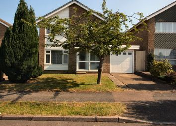 Thumbnail 4 bed detached house to rent in Leigh Rodd, Watford