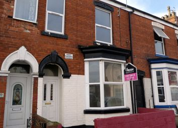 Thumbnail 4 bedroom terraced house for sale in Sherburn Street, Hull