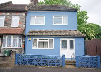 Thumbnail 2 bed end terrace house for sale in Gordon Road, London