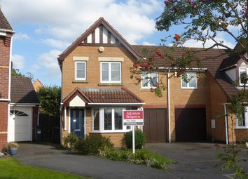 Thumbnail 3 bed end terrace house for sale in Greenfield Avenue, Balsall Common, Coventry