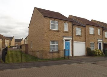 Thumbnail 3 bed end terrace house for sale in Chapman Way, Eynesbury, St. Neots, Cambridgeshire