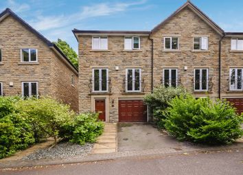 Thumbnail 4 bed town house for sale in 4 Dunstan Grove, Cleckheaton