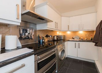 Thumbnail 1 bed flat to rent in New Wharf Road, London