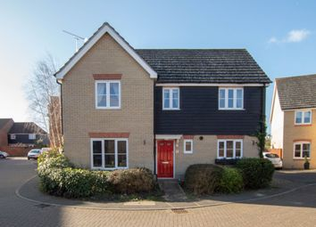 Thumbnail 4 bed detached house for sale in Green Road, Haverhill