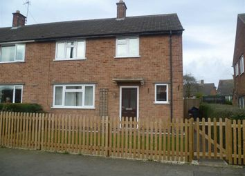 Thumbnail 3 bed semi-detached house to rent in Willow Street, Desford, Leicester