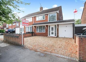 Thumbnail 3 bedroom semi-detached house for sale in Poynters Road, Dunstable, Bedfordshire, England